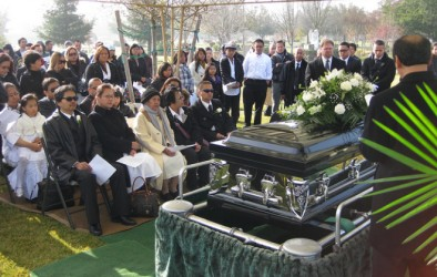 Burial Arrangements - Burial Arrangement Guide
