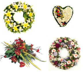 West Yorkshire Flower Wreaths - West Yorkshire Flower Funeral Wreaths Guide